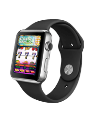 ios smartwatch slots for easy access and gameplay