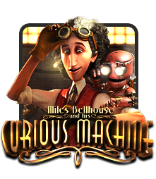 Curious Machine slots by BetSoft gaming free to play