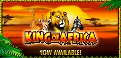 play king of africa online slot fro real money