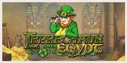 leprechaun goes egypt video slot by playn go