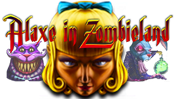 Alaxe in Zombieland slot free to play
