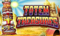 play totem treasures slots game with no deposit required