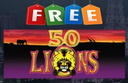 50 Lions Online Slot No Download Free And Fun Play Available