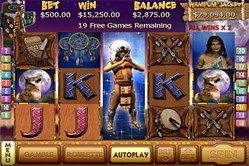 play totem quest online slot for real money no download