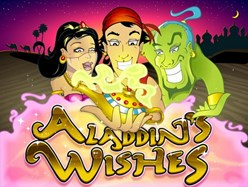play aladdins wishes for slot fun