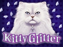 Kitty Glitter online slot game by IGT casinos