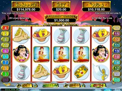 aladdins wishes slot online with jackpot