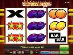 no deposit cash play ultra hot deluxe