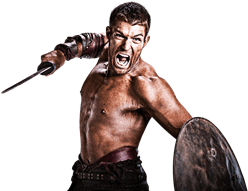 spartacus online slot by wms gaming