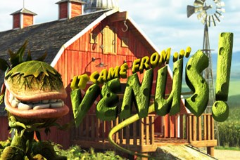 It Came from Venus 3D slots casino gambling game by BetSoft slots