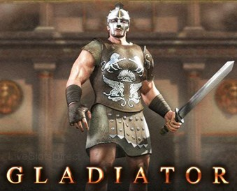 Gladiator 3D slots betting game by BetSoft slots