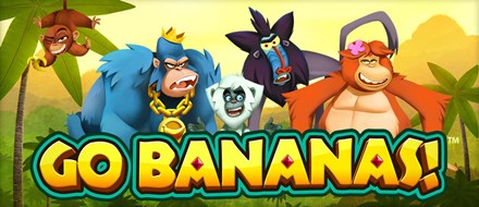 Go Bananas slots by NetEnt casinos free to play slot machine