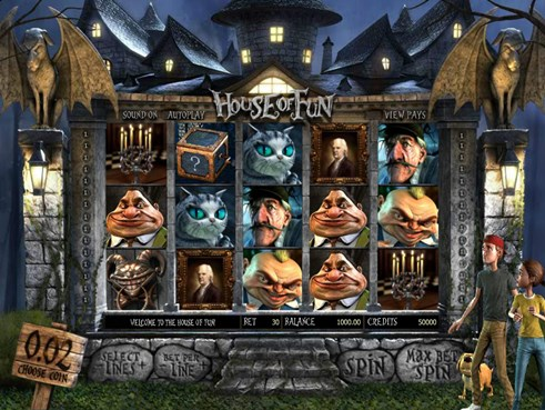 house of fun slots download