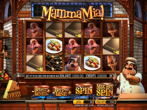 Mamma mia slot game for real money betting