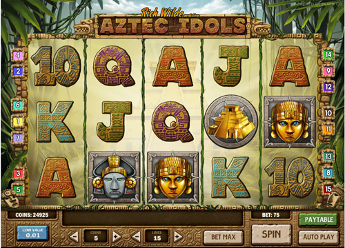 Aztec Idols Online Slots for Real Money - Rizk Casino