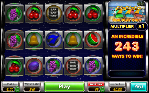 Free cash machine slot game by OpenBet