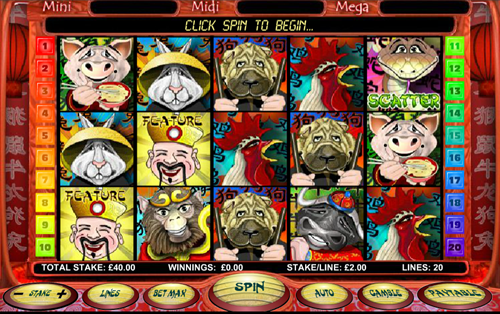New Year Slot - Play for Free Online with No Downloads