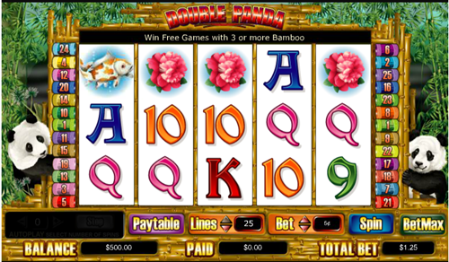 Play Double Bonus Slots free online slots with no download required!