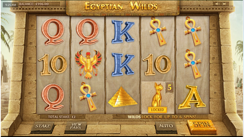 Egyptian Wilds Slot Machine Online ᐈ Cayetano Gaming™ Casino Slots