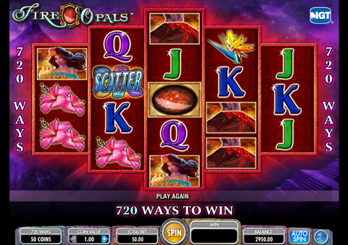 Free Fire Opals Slots By Casinos Playslots Games