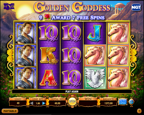 Goddess of Asia Slot Machine - Play Now with No Downloads