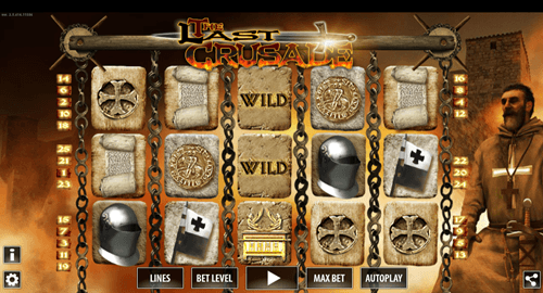 Free last crusade slot game World Match Games