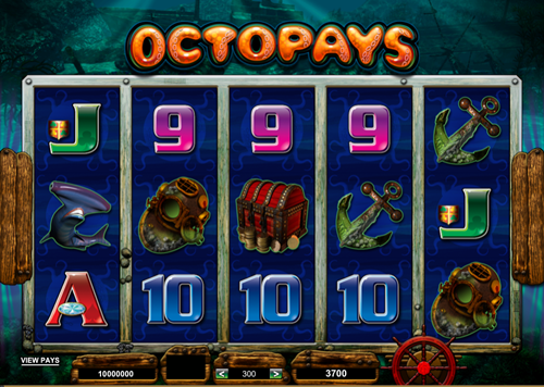 Free octopays slot game by Microgaming
