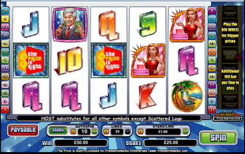 The Right Prize Slot™ Slot Machine Game to Play Free in WGSs Online Casinos