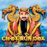 ChoySunDoa slots pokie game by Aristocrat