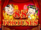 88 Fortunes by Bally slots