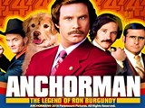 Anchorman the Legend of Ron Burgundy by Bally slots