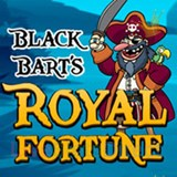 Black Bart's Royal Fortune by Pariplay
