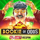 Bookie Of Odds by Microgaming