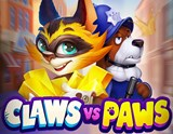 Claws vs Paws by Playson