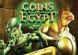 Coins of Egypt by NetEnt slots