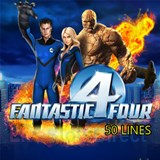 Fantastic Four 50 Lines by Playtech