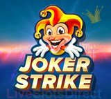 Joker Strike by QuickSpin