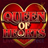 Queen of Hearts by Novomatic