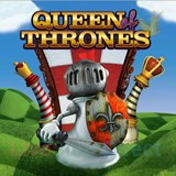 Queen of Thrones by Leander games