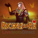 Riches of Ra by PlaynGO