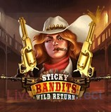 Sticky Bandits Wild Return by QuickSpin
