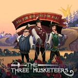 The Three Musketeers by QuickSpin