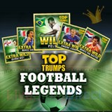 Top Trumps Football Legends by Playtech